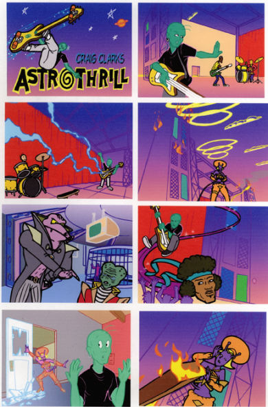 Astrothrill stills