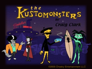 Kustomonsters