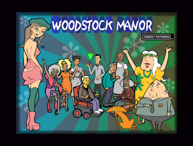 From the short film Woodstock Manor by Craig Clark.